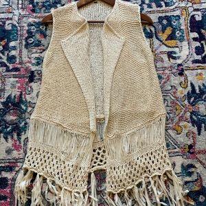 Jackets & Blazers - Boutique Knitted/ crochet vest